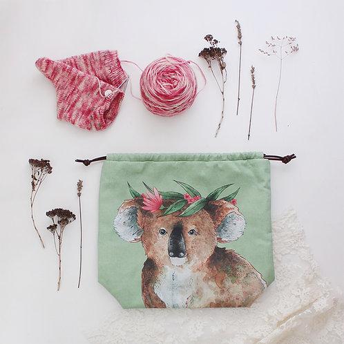 Willow | Project Bag (Koala)
