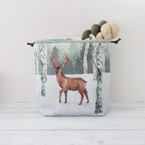 Finn | Project Bag (Deer)