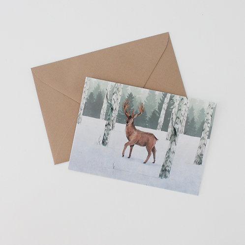 Finn - Deer Art Print