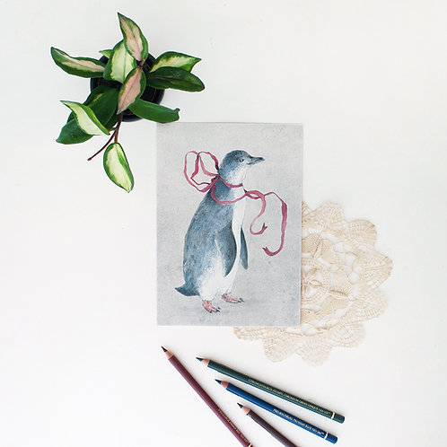 Penny | Art Print