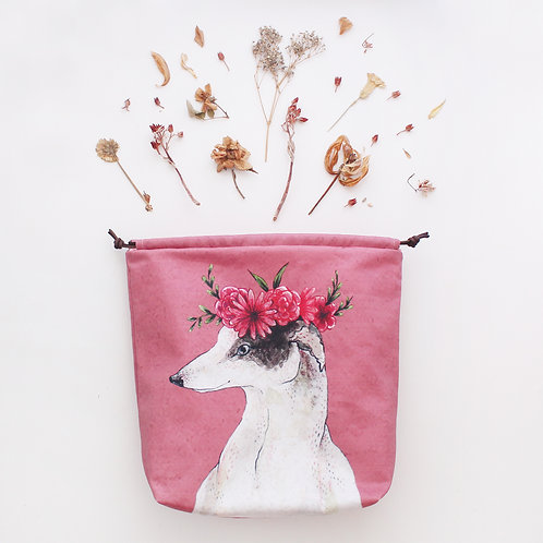 Rosie | Project Bag (Greyhound)