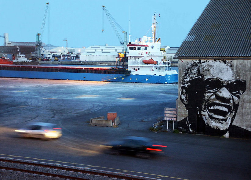 "Marie MONTEIRO n°30 ""Port Ray Charles"""