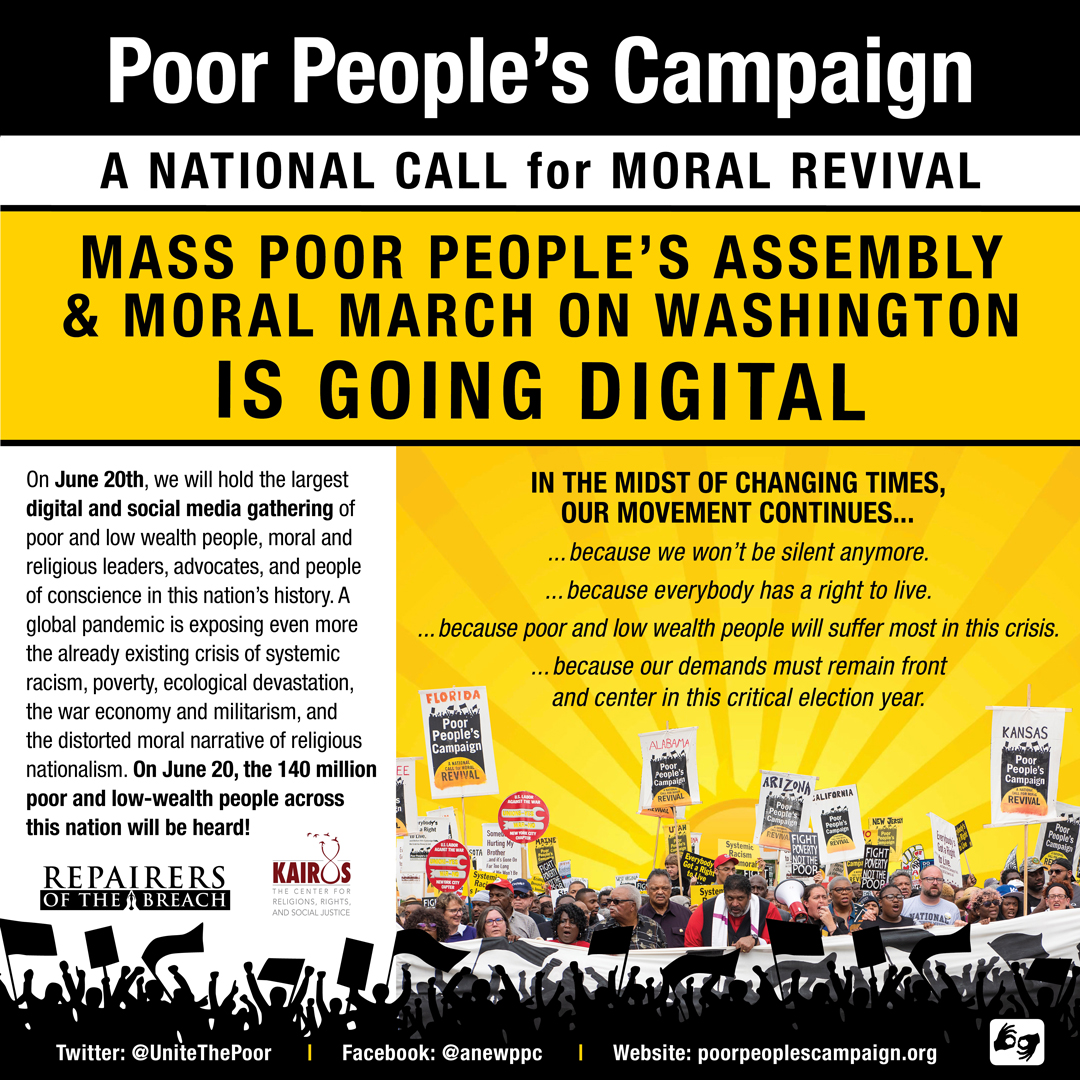 Poor Peoples Campaign 2020