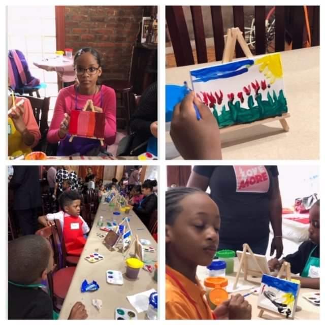 Kids Paint Fest 2019