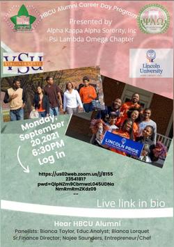 HBCU Alumni Career Day