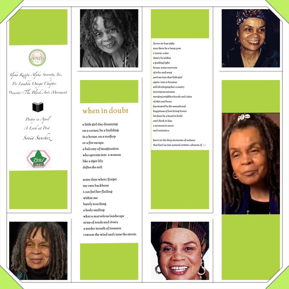 2020 Poetry In April