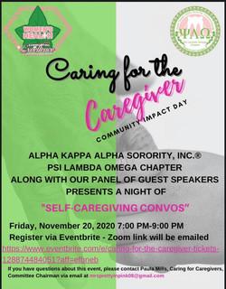 AKA Caregivers' Day 2020