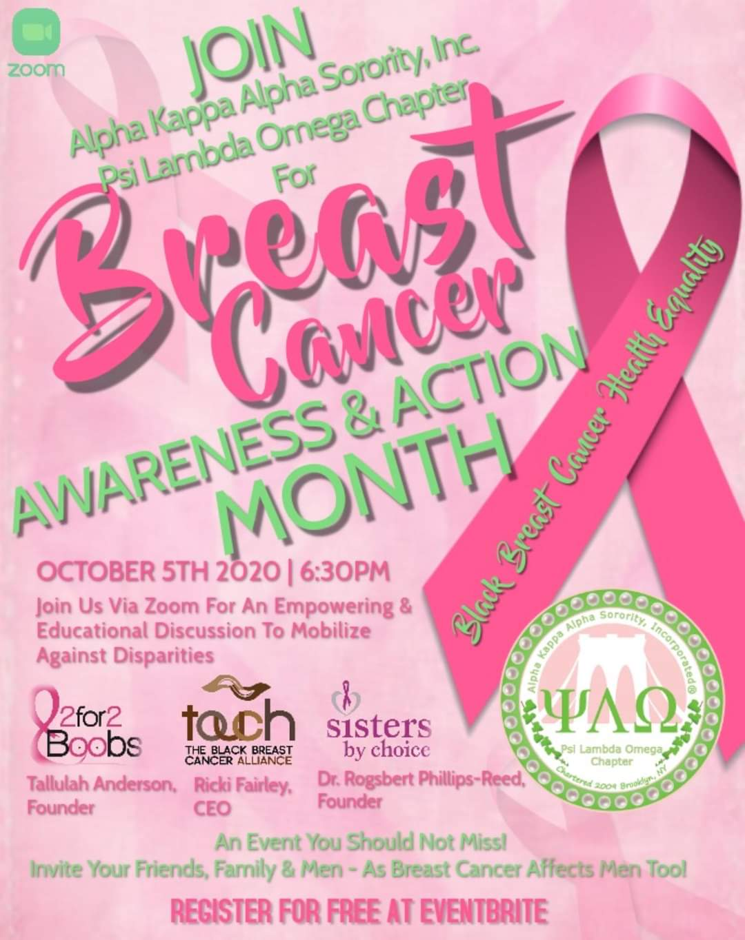 Breast Cancer Impact Day