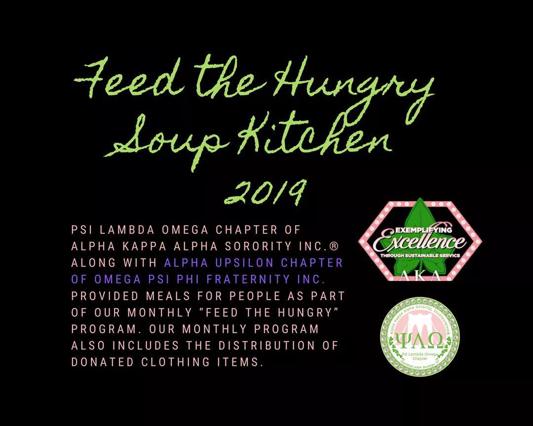 Soup Kitchen 2019