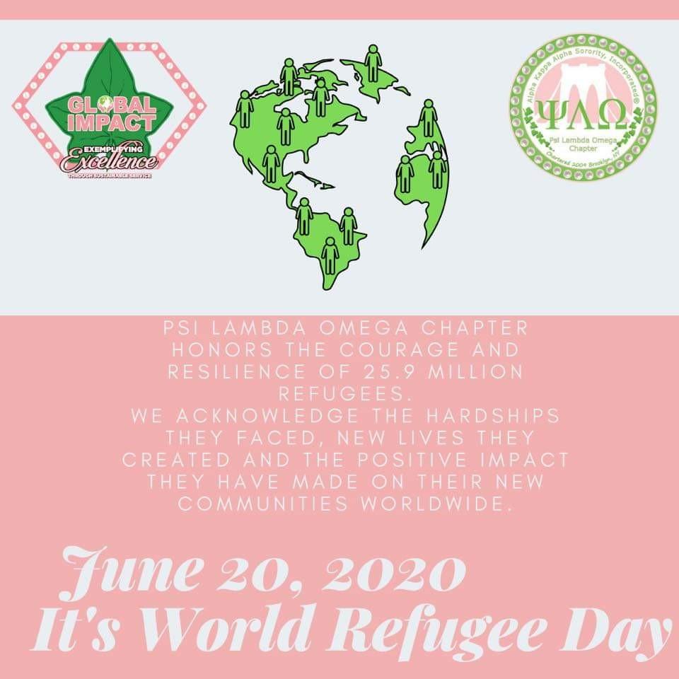 World Refugees Day 2020