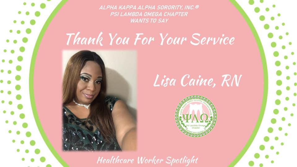 2020 Healthcare Worker Spotlight