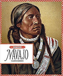First Peoples books: Apache, Cherokee, Iroquois, Navajo, Nez Perce, Sioux