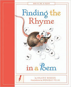 Write Me a Poem books, Finding the Rhyme in a Poem, Picturing Word in a Poem, Poking Fun in a Poem, Who Is a Poet?