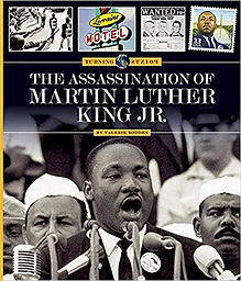 Turning Points books, Top 10 Series Nonfiction 2017, Arab Spring, Assassination of JFK, Assassination of Martin Luther King Jr