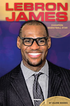 Lebron James book