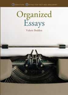 Nonfiction: Writing fo Fact and Argument books, Effective Speeches, Journalistic Articles, Organized Essays, Truthful Biographies