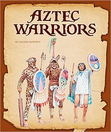 Aztec Warriors book