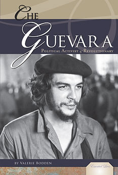 Essential Lives books, Che Guevara, Michelle Obama, Hillary Rodham Clinton