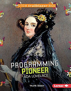STEM Trailblazers books, Ada Lovelace,Chien-Shiung Wu