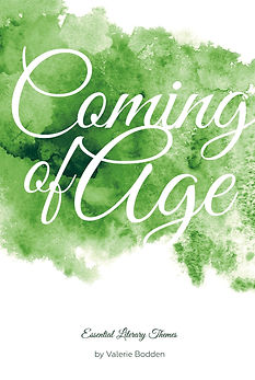 Literary Themes books, Coming of Age