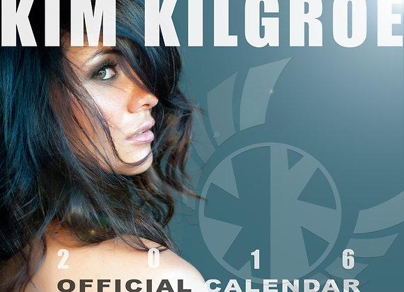 Kim Kilgroe 2016 Official Calendar