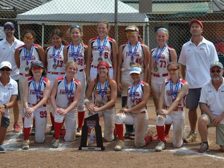 14U-Sable Wins USA Softball Class A Eastern Championship