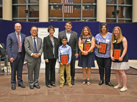 Vaughan and Sabo Honored as Champions of Character