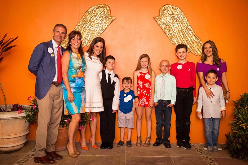 Triumph Over Kid Cancer Fundraiser