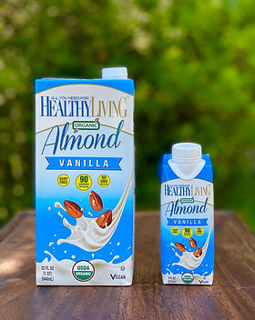healthy living shelf stable alternative milk products