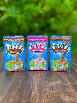 trumoo shelf stable milk products
