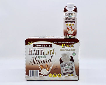 healthyliving chocolate 8oz 12 pack