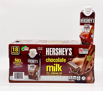 hershey chocolate milk 18 pack
