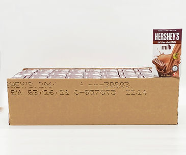 Hershey's fat free chocolate milk 8oz