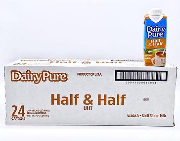 dairy pure half & half
