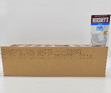 Hershey's 2% reduced fat 8oz case of 27