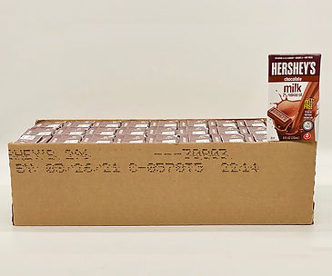 Hershey's chocolate milk 2% reduced fat 8oz case of 27