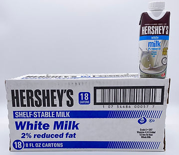 Hershey's 2% reduced fat 8oz case of 18