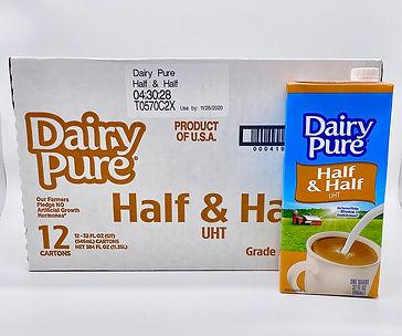 Dairy Pure Half & Half 32 fl oz