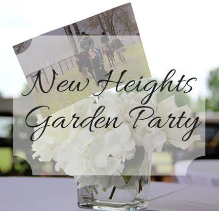 New Heights Garden Party
