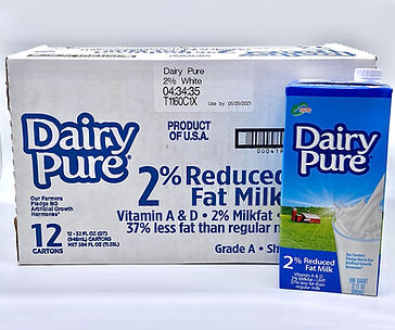 Dairy Pure 2% reduced fat white milk