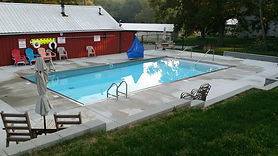 Swimming Pool & Bath House