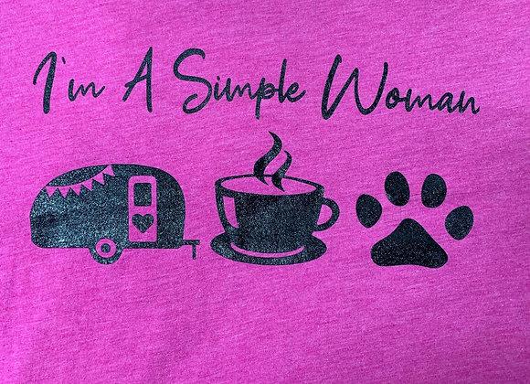 Simple Woman Tee