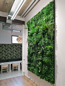 Tableau végétal artificiel