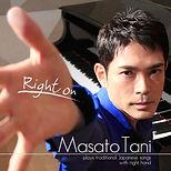 谷真人, MASATO, masat tani, right o