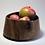 Thumbnail: Stoneware & Wood Veneer Large Bowl