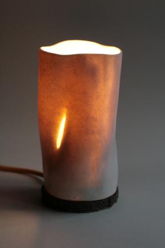 Porcelain White Table Lamp