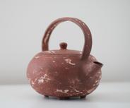 Red Jasper Teapot