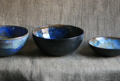 Stoneware Bolws