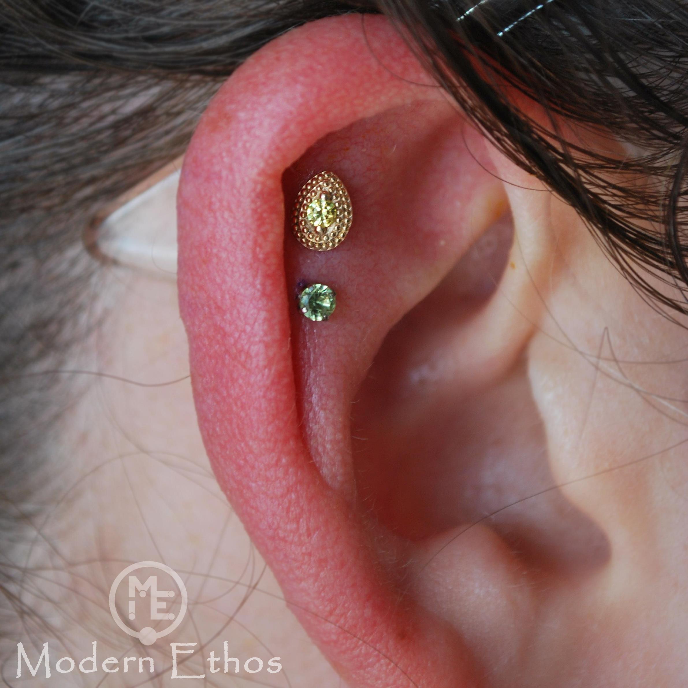 Body Piercings Modern Ethos Piercing Fine Jewelry