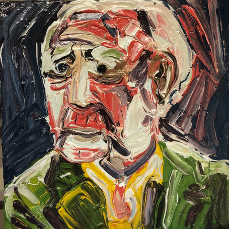 Portrait of JC (2021)